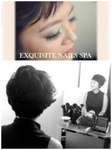 Exquisite Nails Spa - Make Up